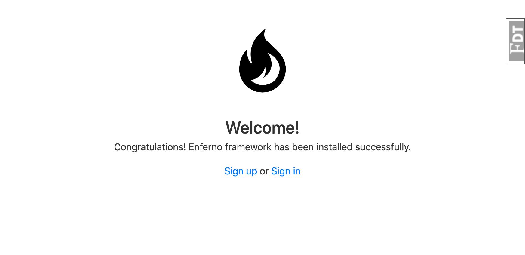 User Management in Enferno v2.0